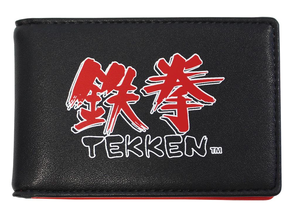 Official Classic Tekken Wallet