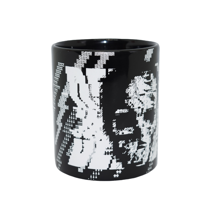 Watch Dogs 2 Official Dedsec Pixelated Skull Mug