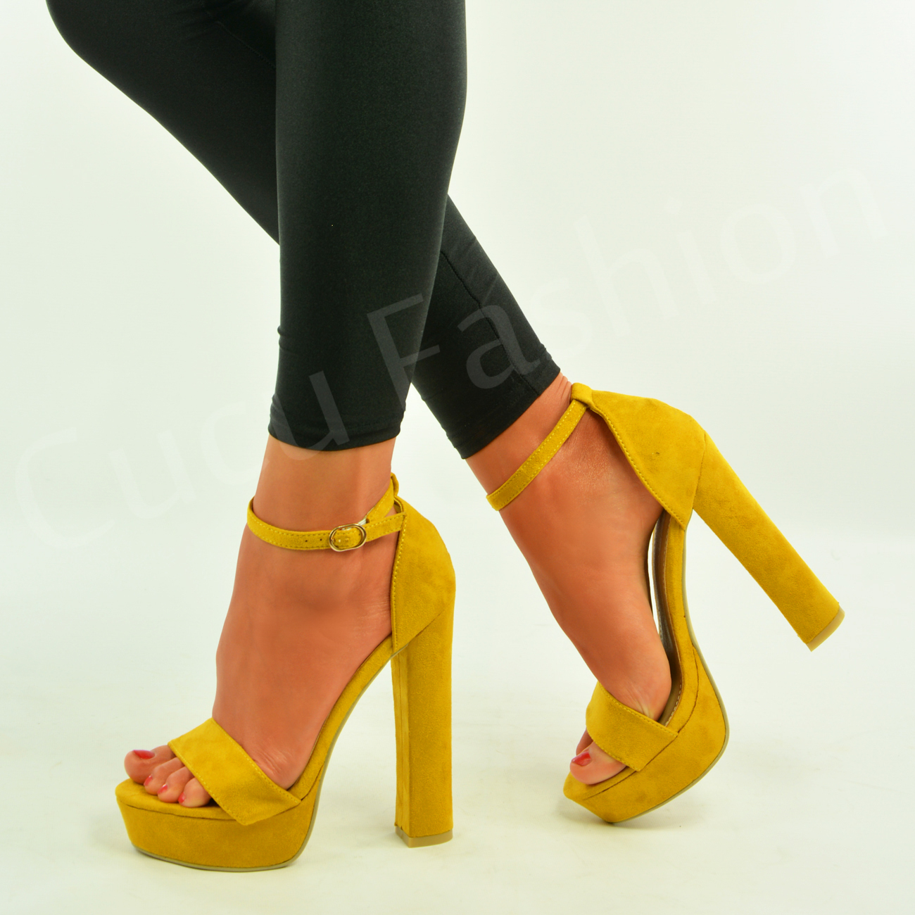 Womens Block Heel Shoes