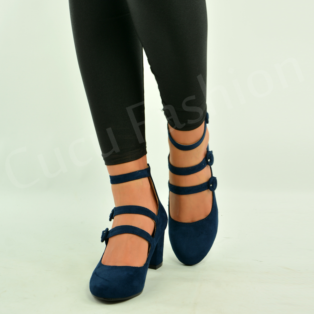 Colour Block Shoes Size