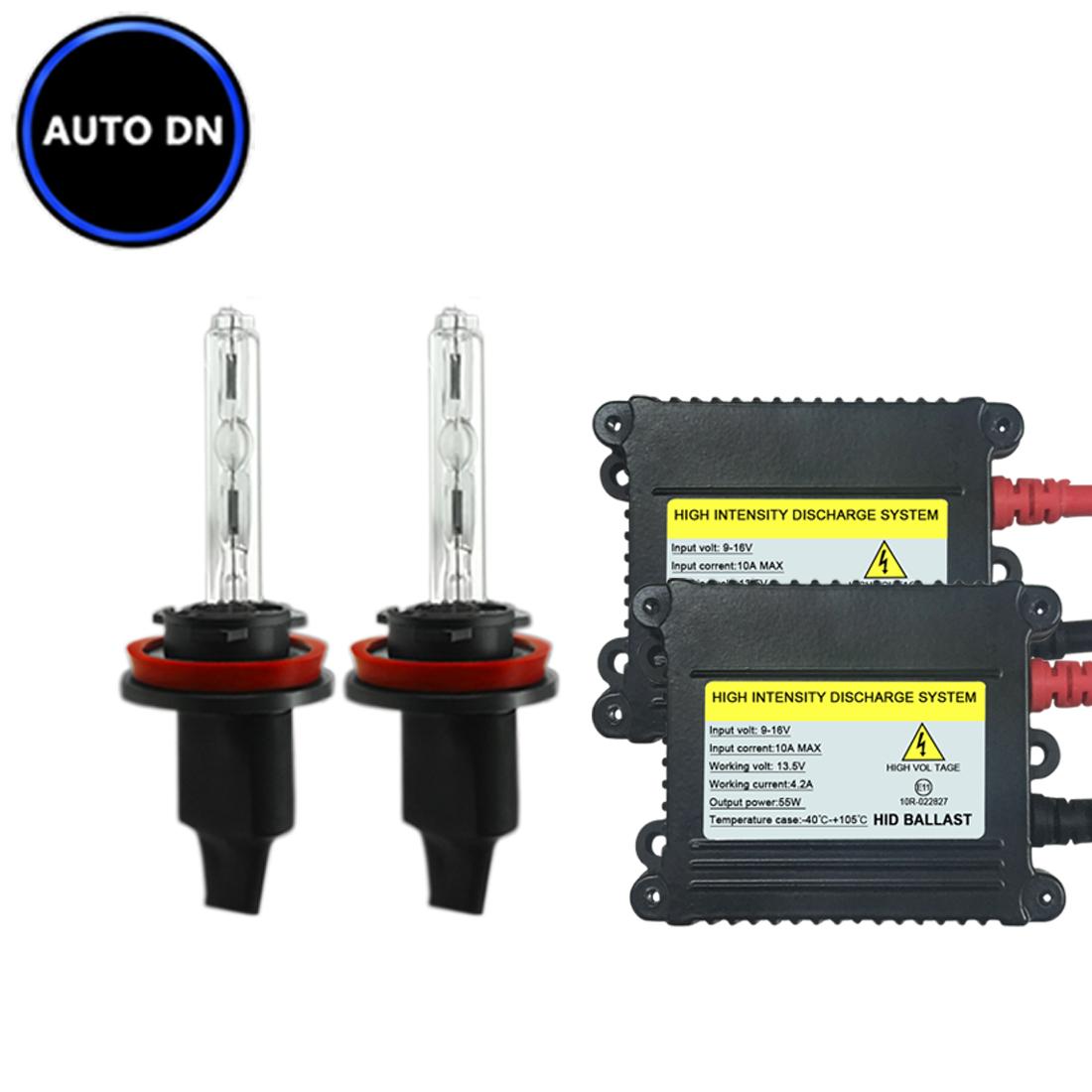 Details about 2x NEW Xenon HID Headlight Bulbs 9006 5K 6K 8K 10K DBK Low  Beam Conversion Kit