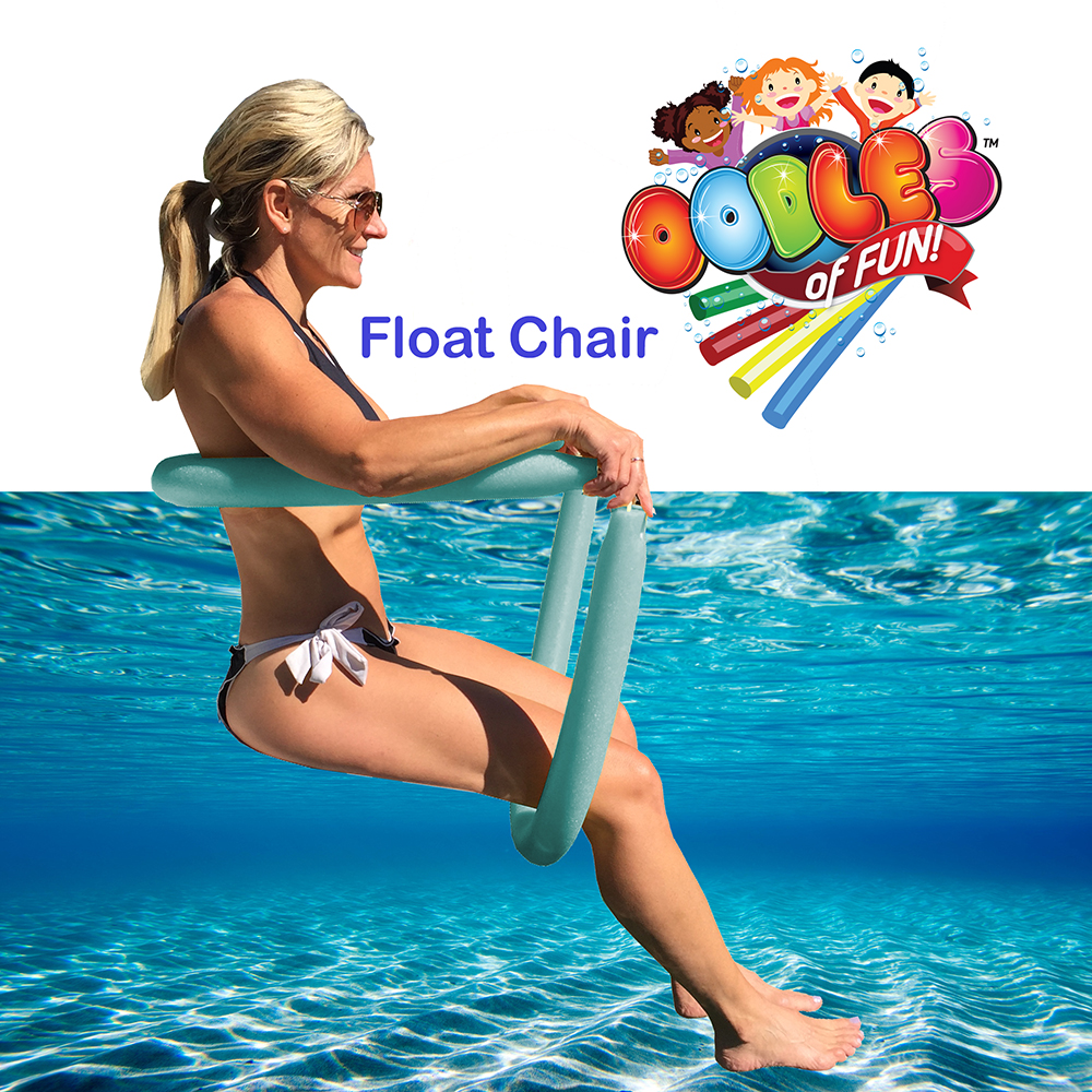Floating Pool Noodle Water Chair Comfortable And Relaxing
