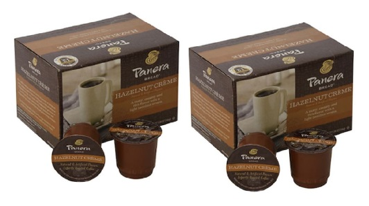 Panera Bread Coffee Box Cool Panera Bread Coffee Hazelnut Creme Keurig K Cup 60 Box Pack