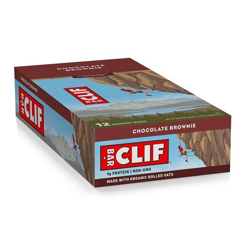 clif energy bars chocolate brownie 12 pack  ebay