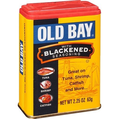 Old bay with blackened seasoning ebay for Blackened fish seasoning