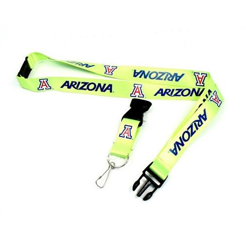 aminco NCAA Arizona State Sun Devils Slogan Lanyard