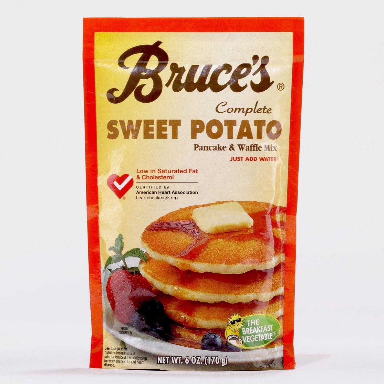 Bruce's Sweet Potato Pancake & Waffle Mix 17600044754 | eBay