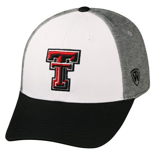 Details about Texas Tech Red Raiders NCAA TOW Hustle Stretch Fitted Hat