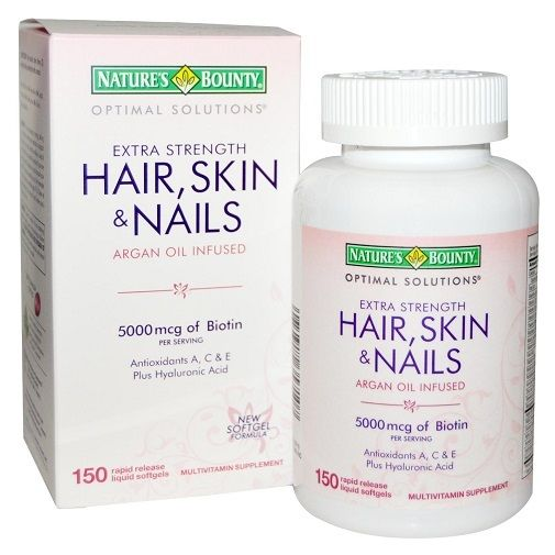 Nature S Bounty Hair Skin And Nails Expiration Date