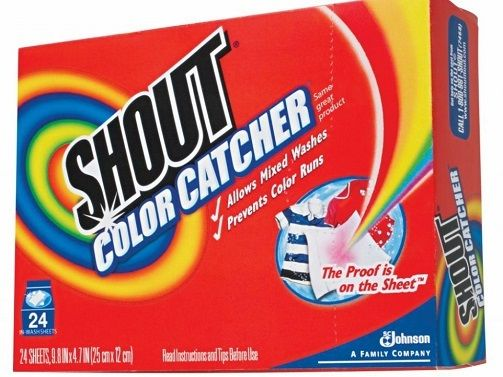 Shout Color Catcher Dye-Trapping In-Wash Cloths 24 Count Box ...