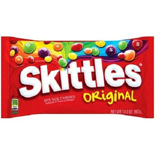 Image result for image of  bag skittles