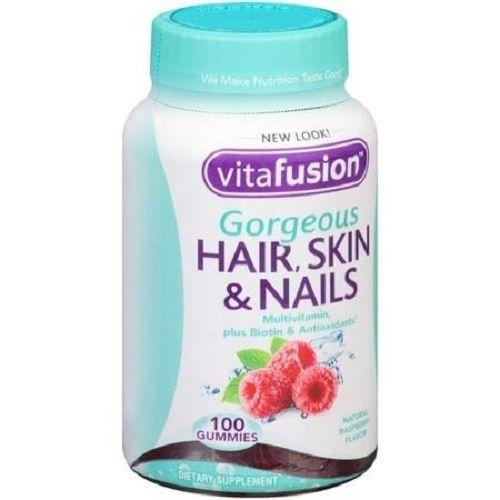 Vitafusion Gorgeous Hair Skin And Nails 8