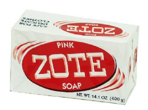 Zote Pink Laundry Soap Bar Ebay