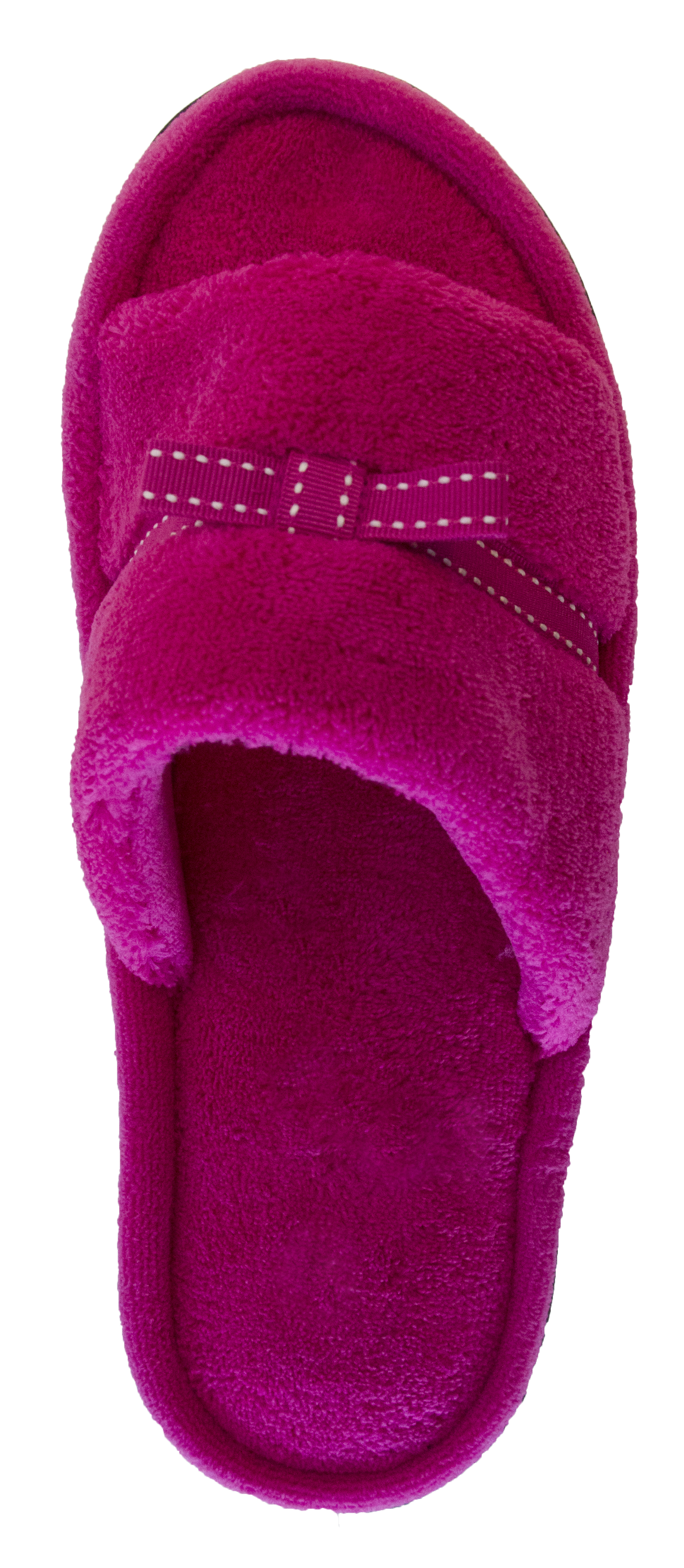 Isotoner-Women-039-s-Milly-Slide-with-Bow-Trim-Detail thumbnail 14
