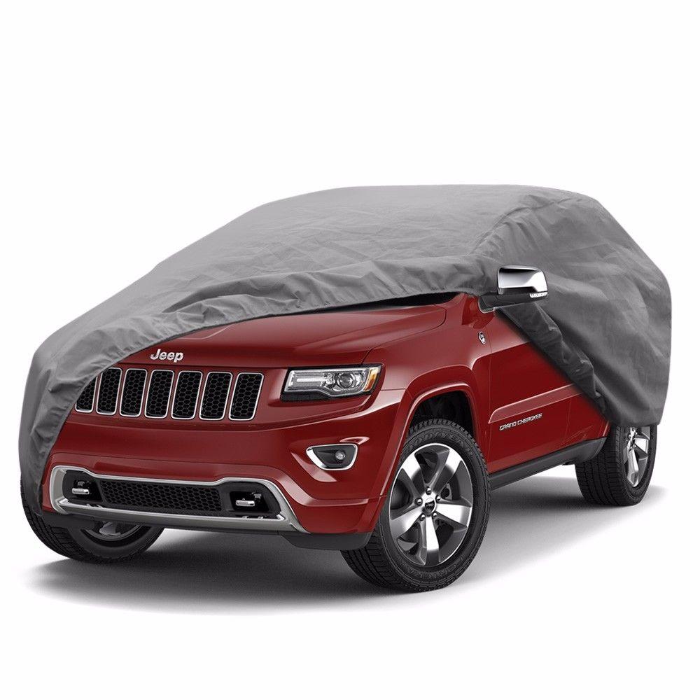 SUV Cover Waterproof Car Cover Outdoor Indoor Snow Sun
