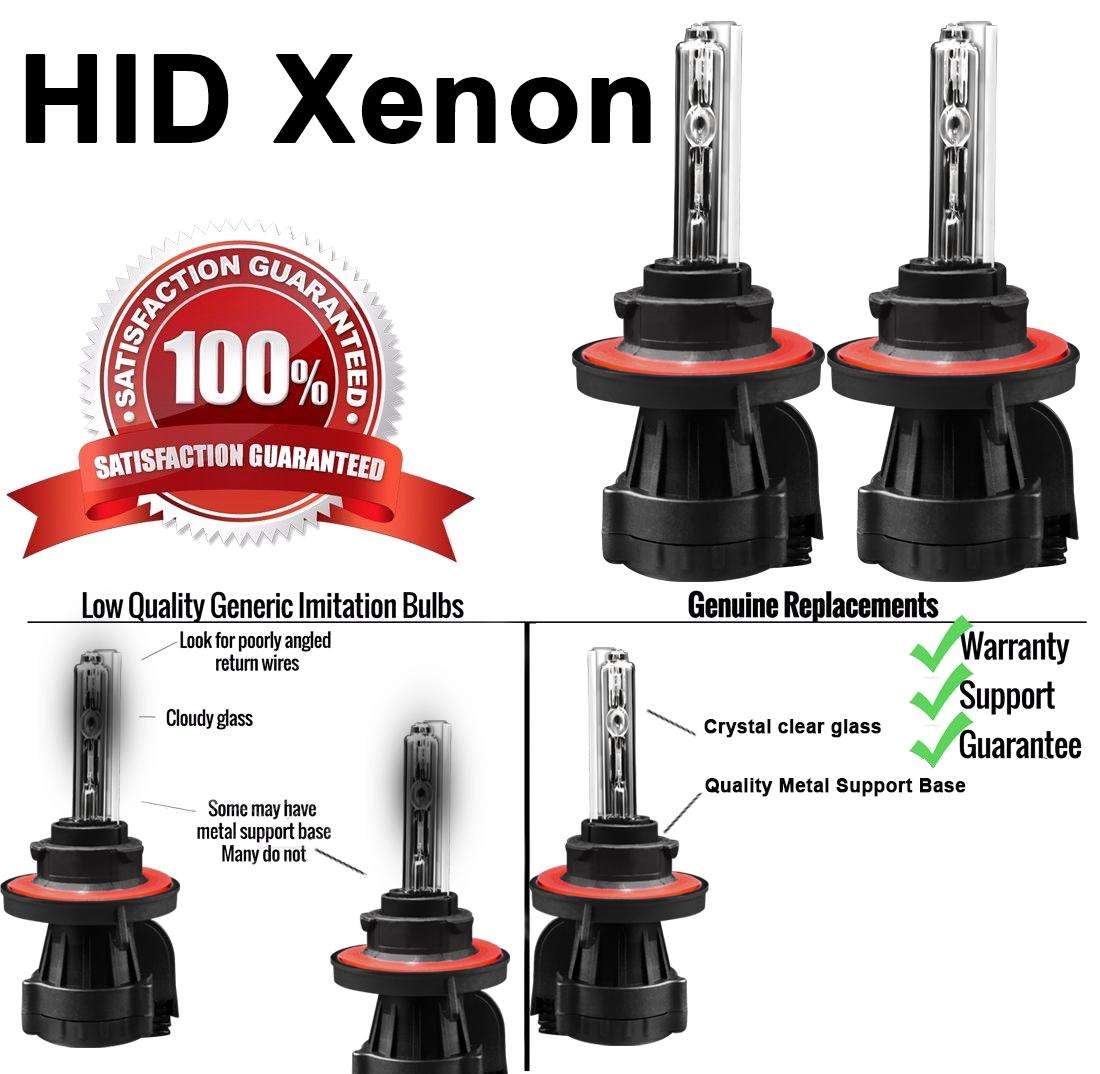 Details about Hi-Lo HID Conversion Kit Bi-XENON 9004 5K 6K 8K 10K Headlight  Light Bulbs DBK 2X
