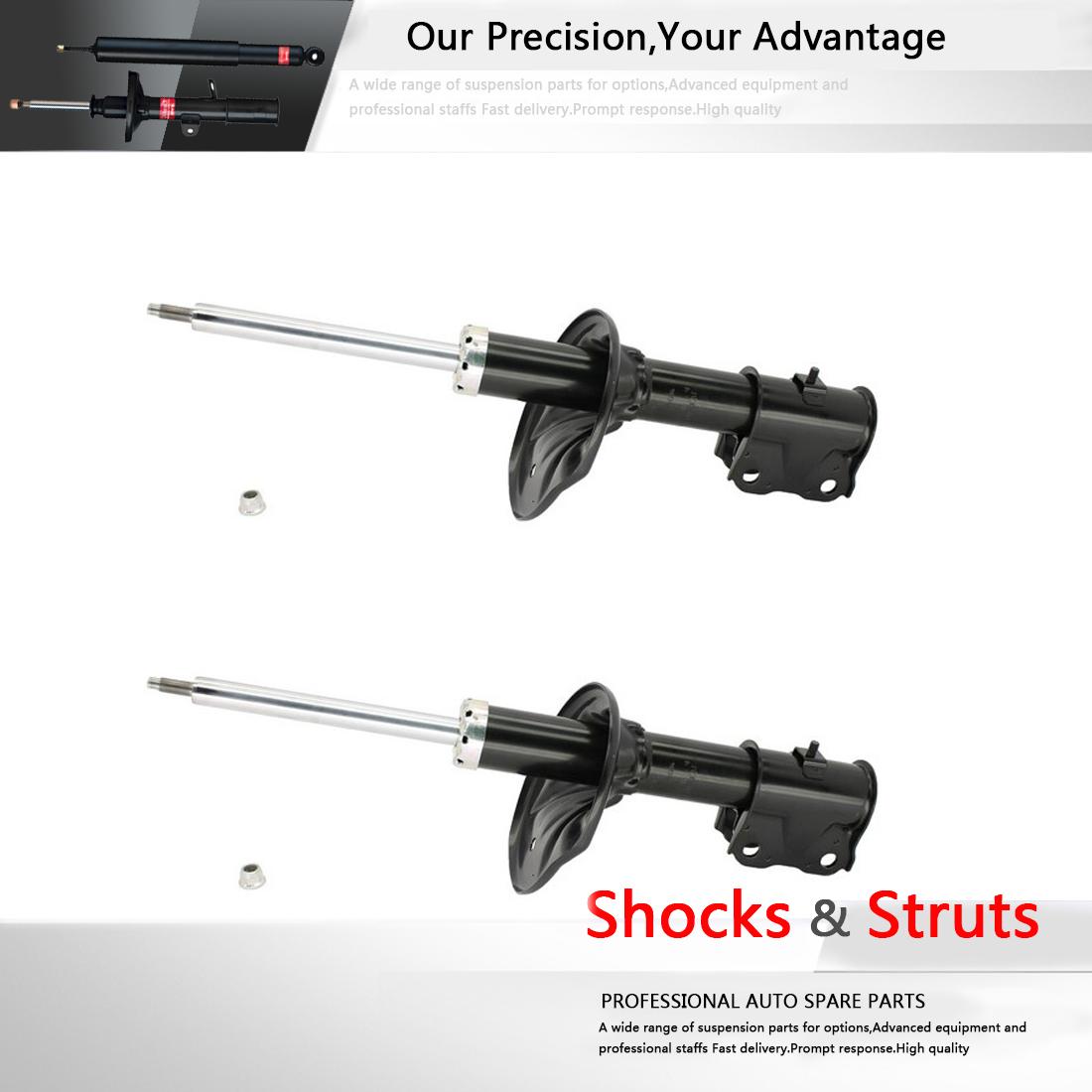 Fits For Mitsubishi Lancer 2008-2014 Front Pair Shocks Struts Absorber