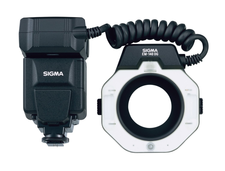 Sigma Em 140 Dg Macro Ring Flash For Canon Cameras Sigma