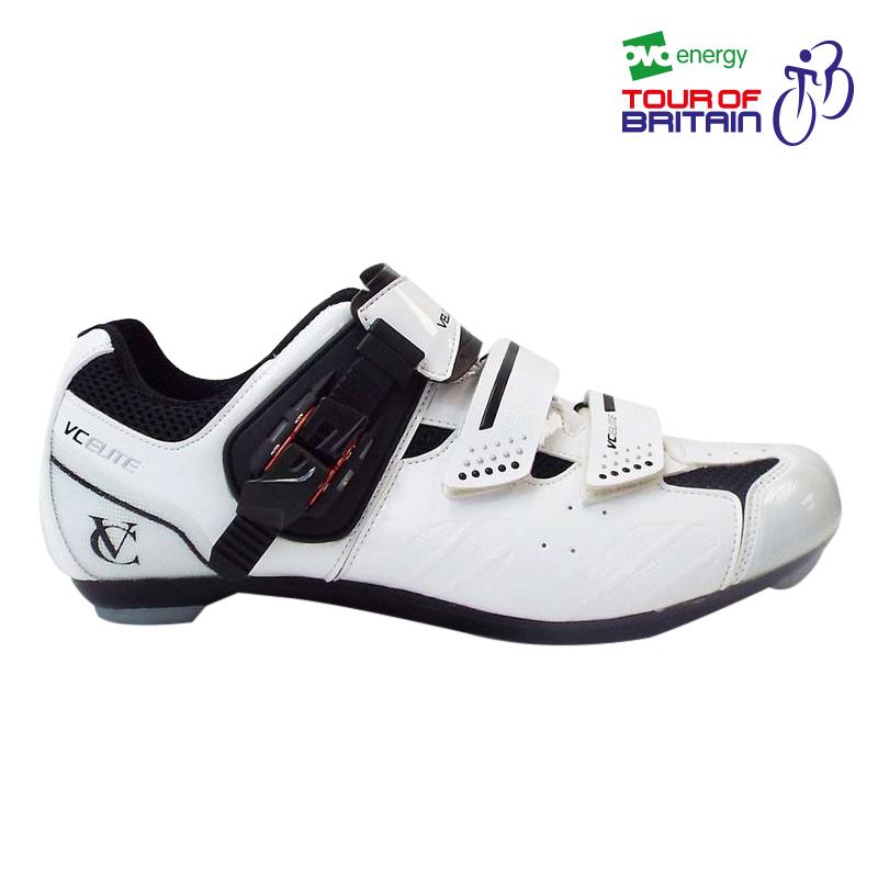 VeloChampion-Elite-Cyclisme-sur-route-Chaussures-paire miniature 15