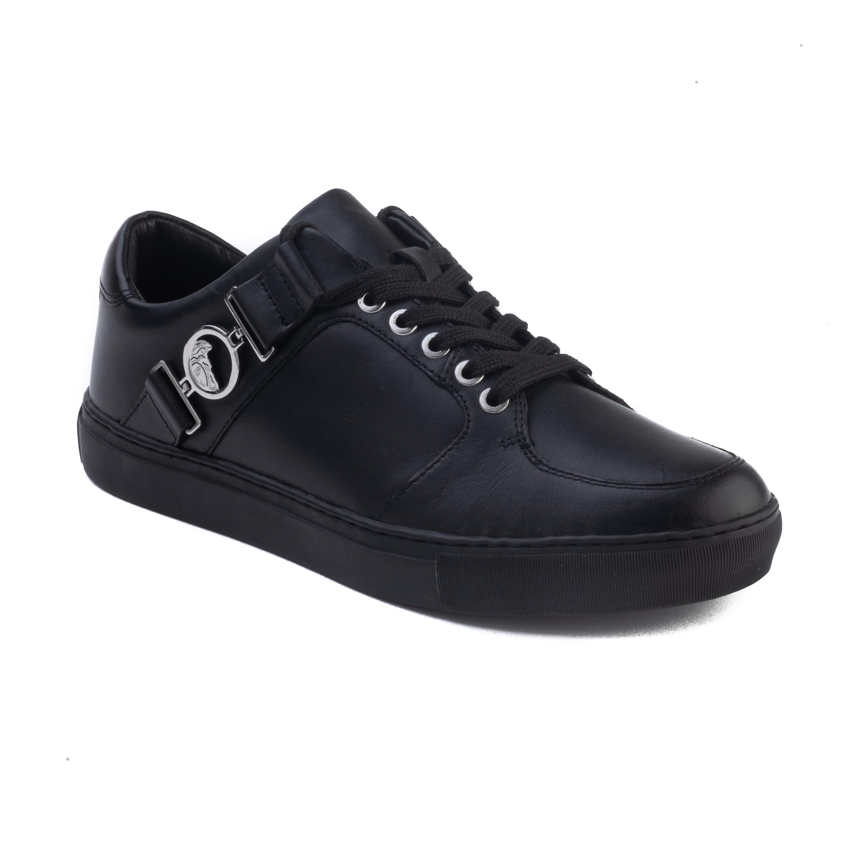 e82dc4c0dacdf Top 10 Punto Medio Noticias   Versace Medusa Shoes Black