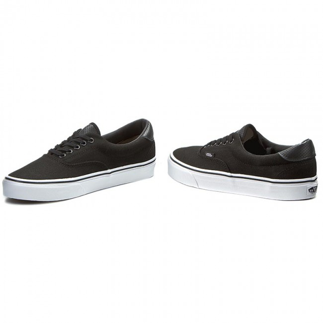 Details about Vans Unisex Kids  Era 59 Low-Top Black Sneakers 5e0ea0348