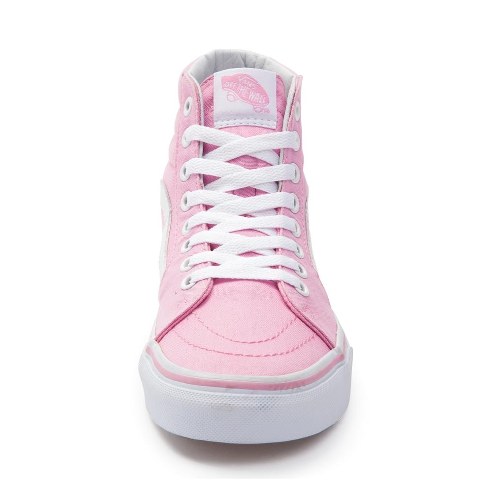 Vans Sk8-Hi Canvas Unisex Prism Purple Sneakers
