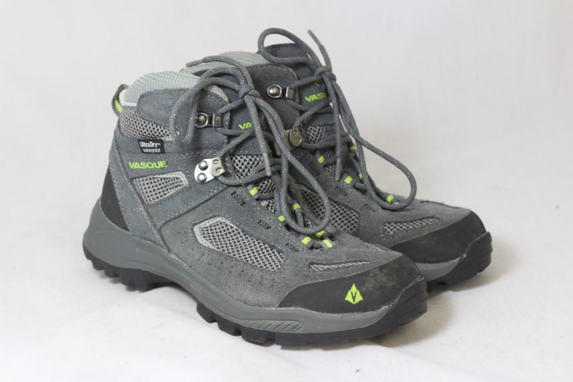 725f448d0fb Details about Vasque Breeze 2.0 Waterproof Hiking Boots - Kids', UK 4.5 /  EU 37.5