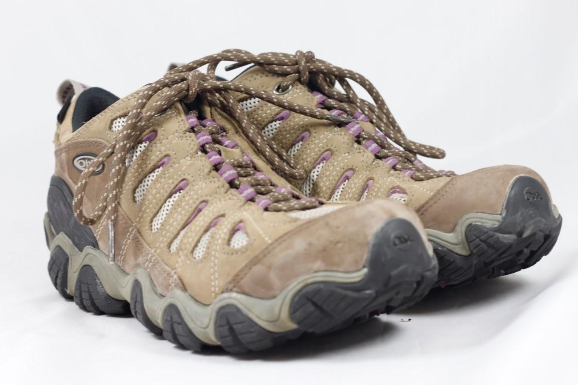 buy popular e4832 f4e92 Oboz Para Mujer Zapatos De Senderismo BDRY diente de sierra baja,   9848
