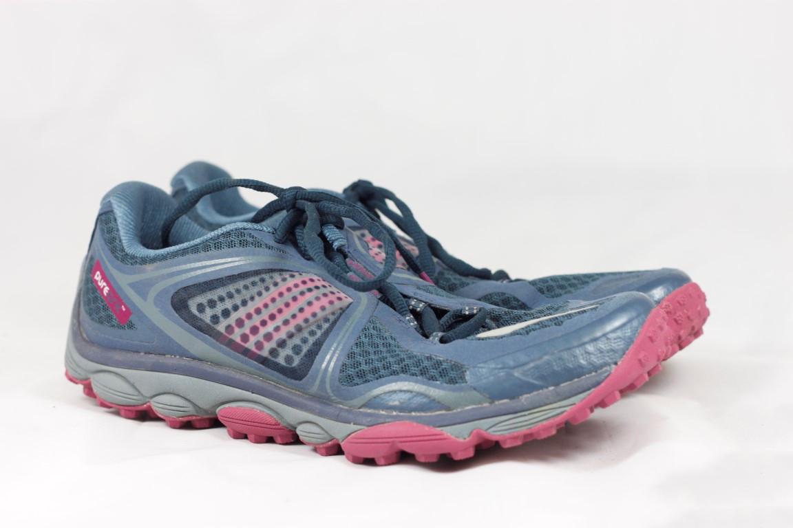 Brooks Women's PureGrit 3 Trail-Running