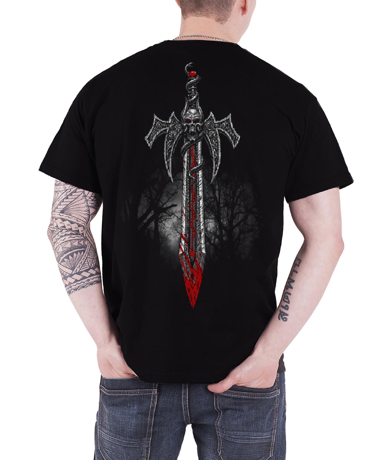 Black sabbath t shirt iron man - Trivium T Shirt Silence In The Snow In