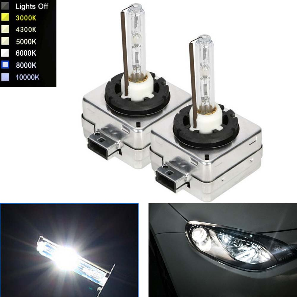 2x d1s xenon brenner d2s 6000k hid scheinwerfer lampen f r vw t4 t5 passat golf ebay. Black Bedroom Furniture Sets. Home Design Ideas
