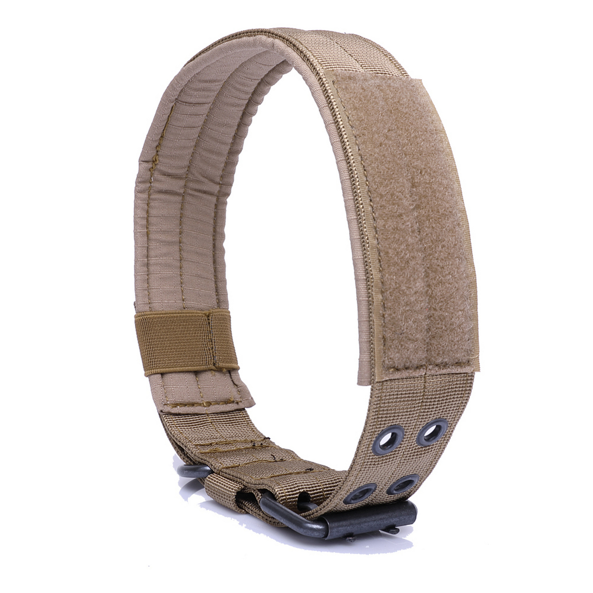 Tactical-Scorpion-Gear-Dog-Collar-Canine-K9-Training-Walking-Military-Nylon thumbnail 14