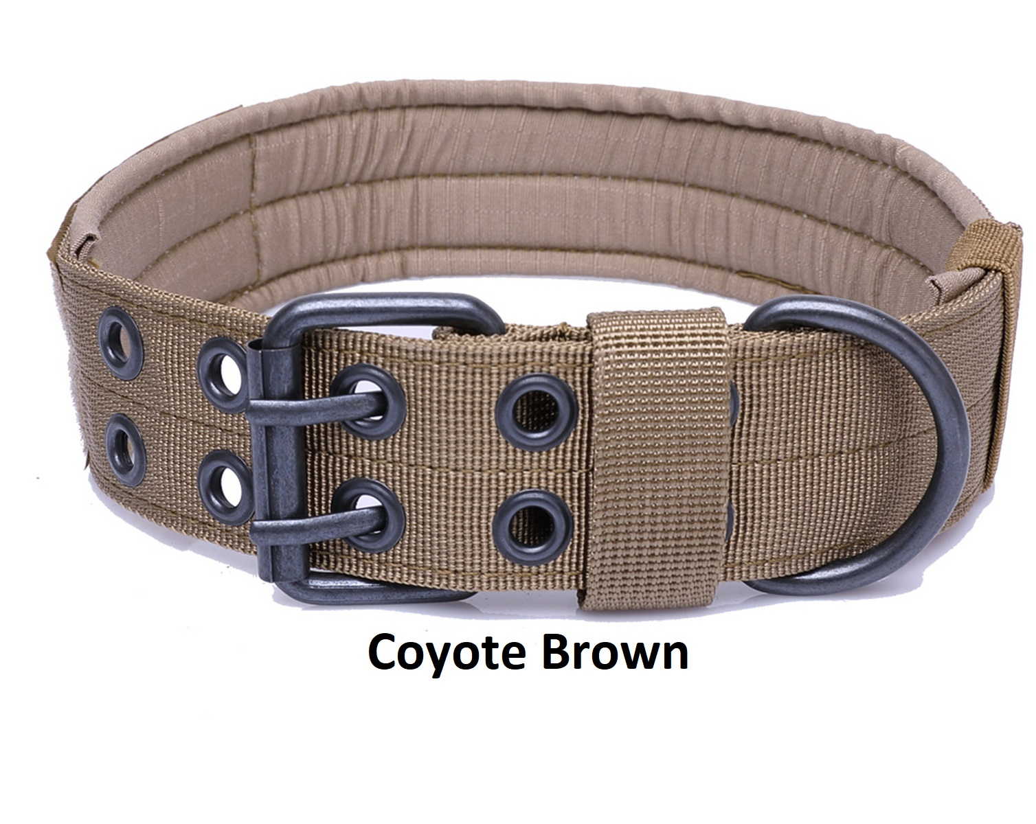 Tactical Dog Collar Ebay