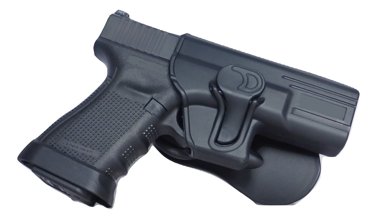 tactical scorpion fits ruger lc9 lc9s lc380 level ii paddle holster