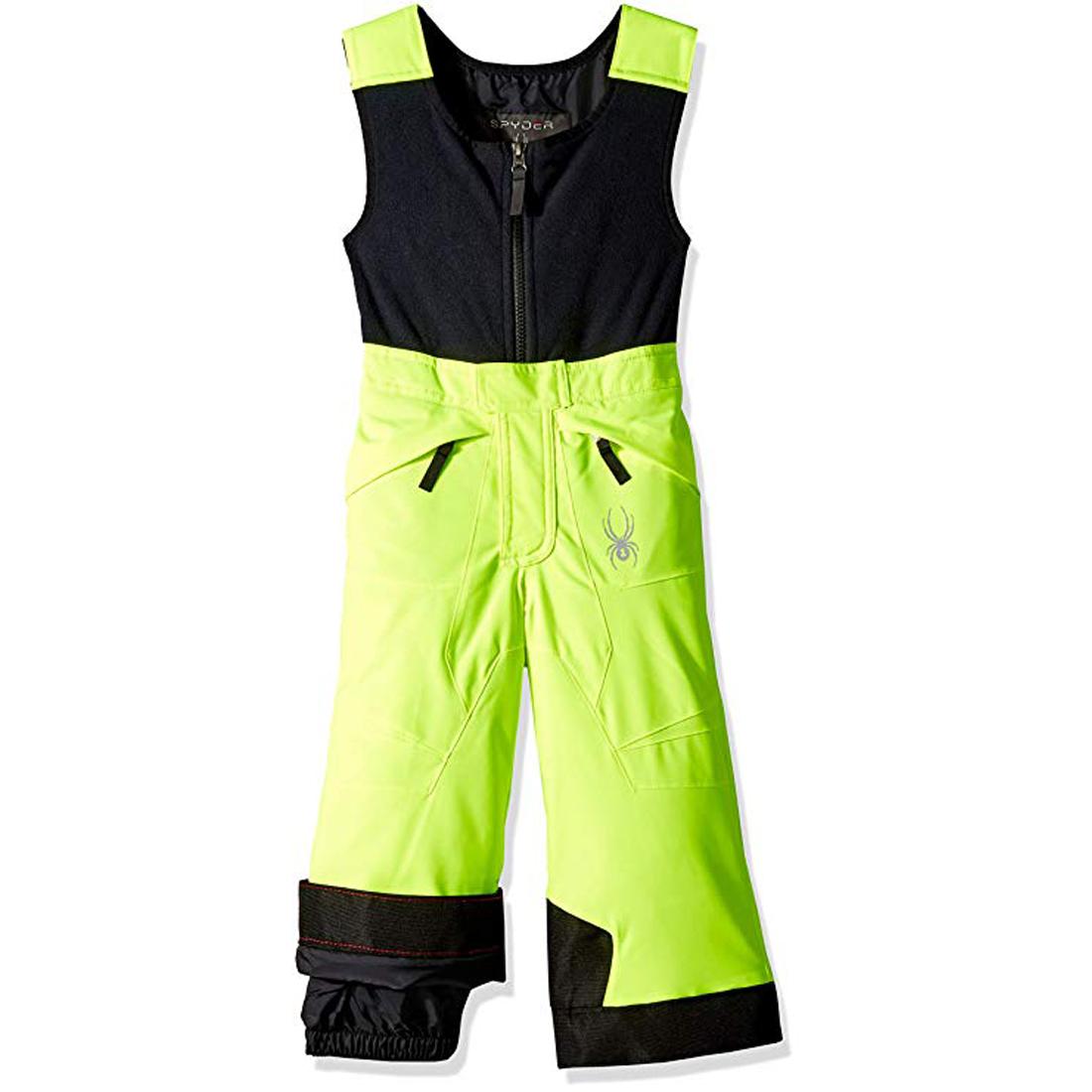 Spyder Kids Mini Expedition Bib Pants NWT Snow Pants Size 5