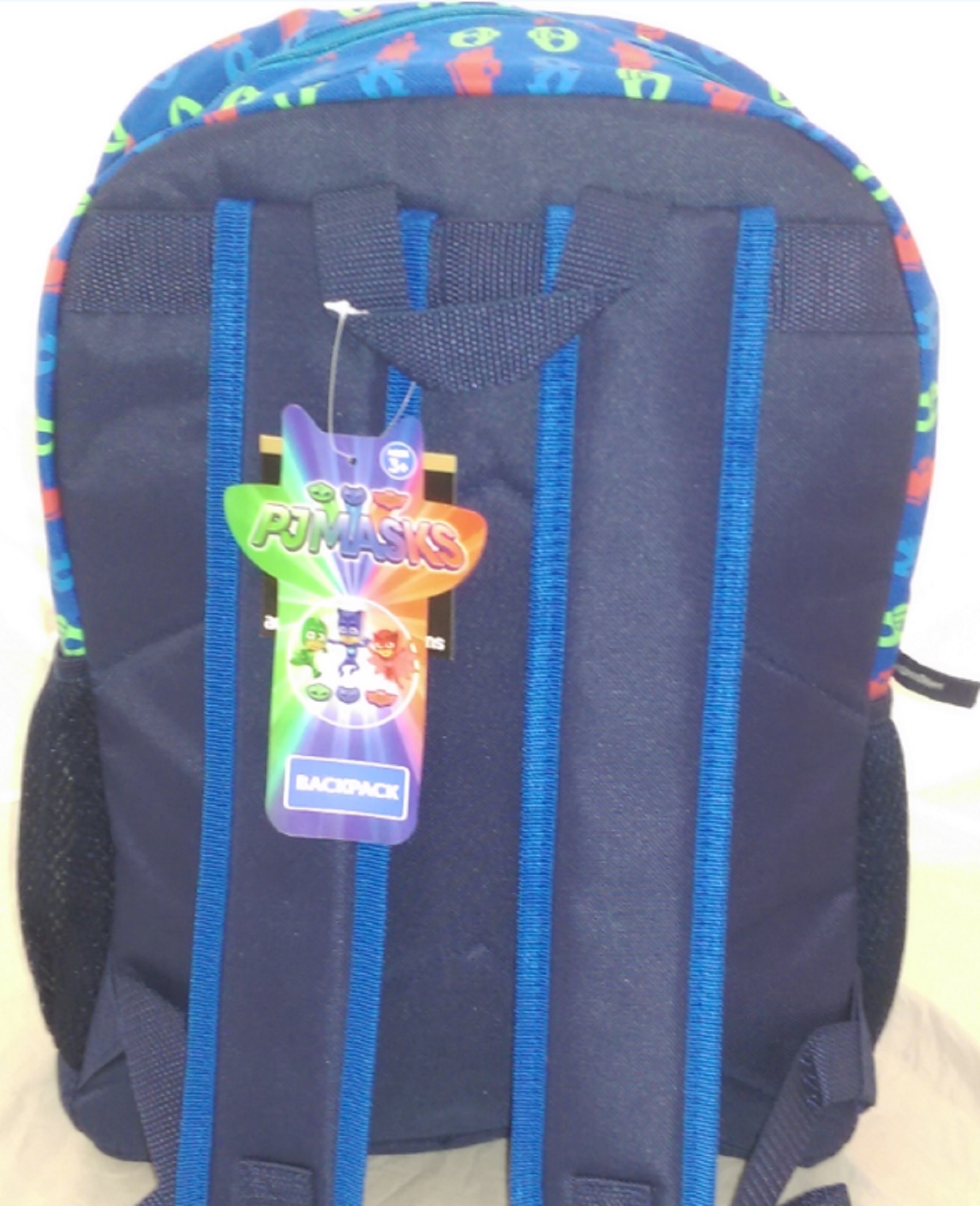 """PJ Masks Large 16/"""" inches School Backpack /& Lunch Box NEW Licensed Product"""