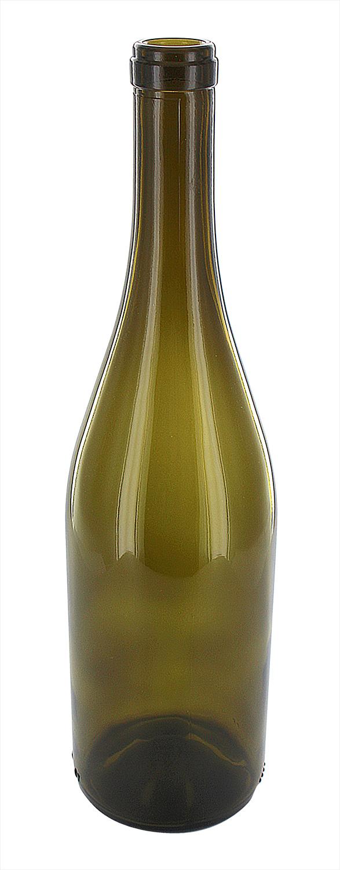 Free Dead Leaf Burgundy Bottle Mockups