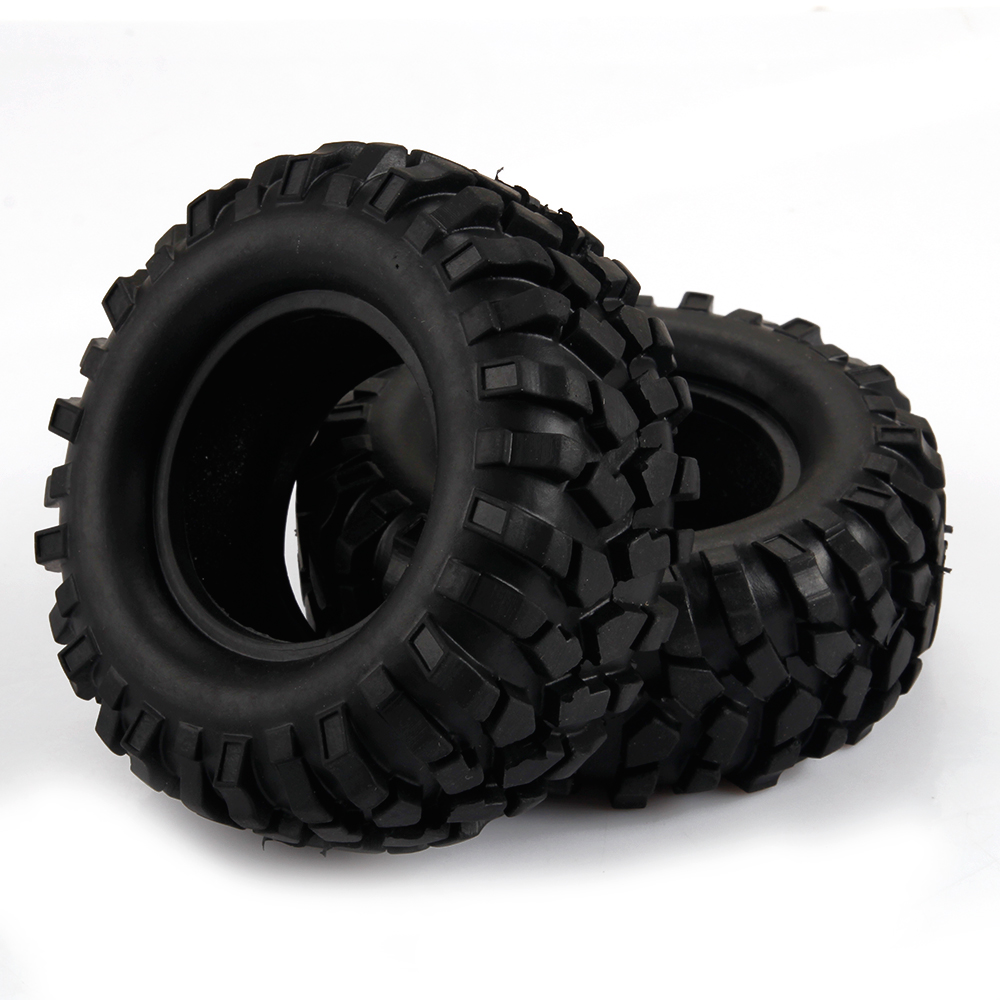 RC Crawler Car RC Climbing Tires 1.9 Inch Wheels 96mm Dia