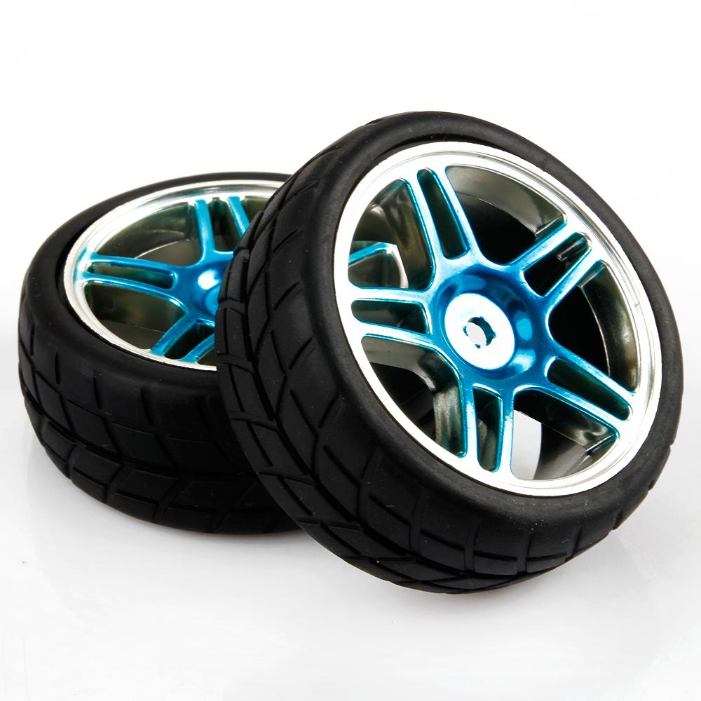 For HSP HPI RC Tires Wheels 5 Spoke 1 10 Scale On Road Car