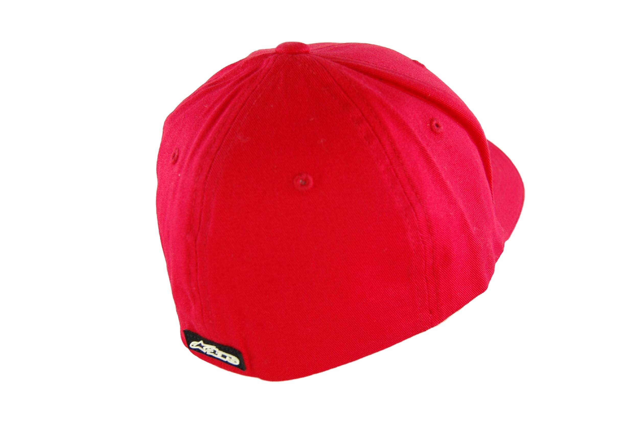 New-Alpinestars-Mens-BUFFALO-WREATH-FlexFit-Hat-Motocross-Baseball-Cap-L-XL thumbnail 4
