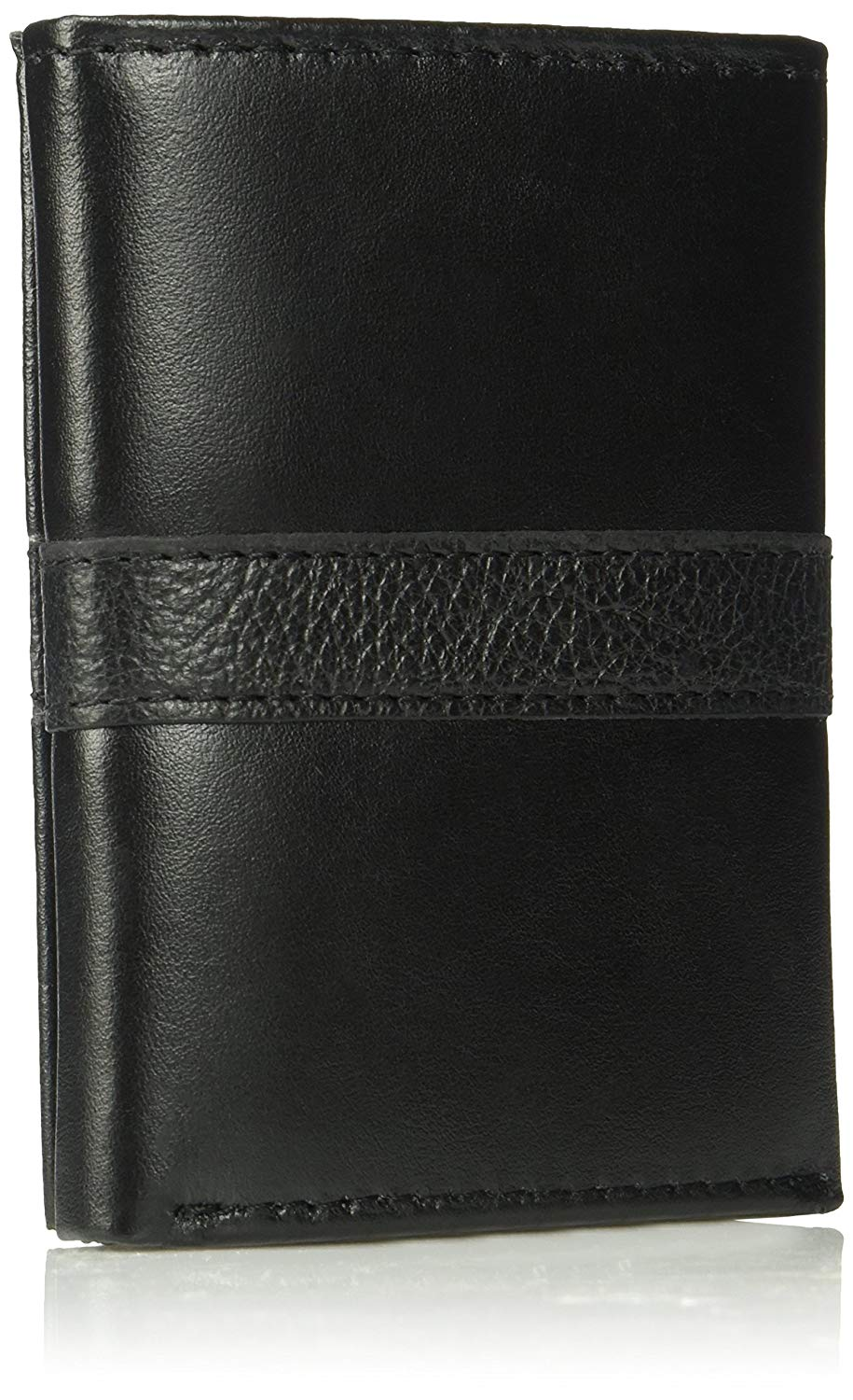 Tommy-Hilfiger-Men-039-s-RFID-Blocking-Leather-Ranger-Extra-Capacity-Trifold-Wallet thumbnail 7