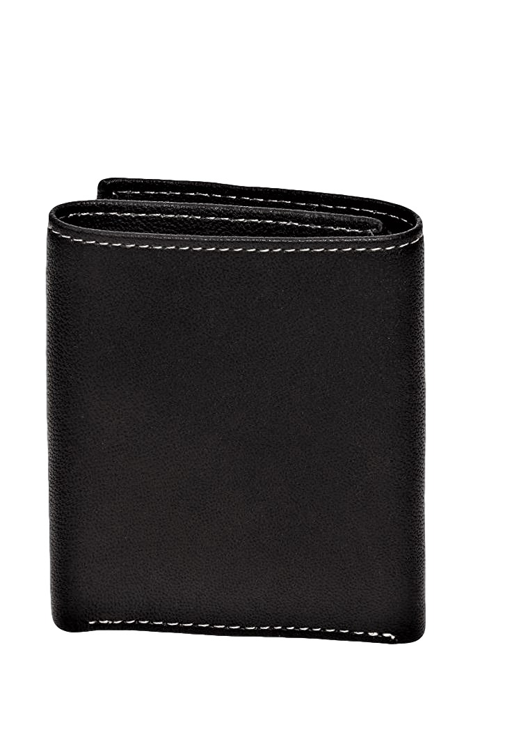 Timberland-Men-039-s-Hunter-Trifold-Leather-Wallet thumbnail 5