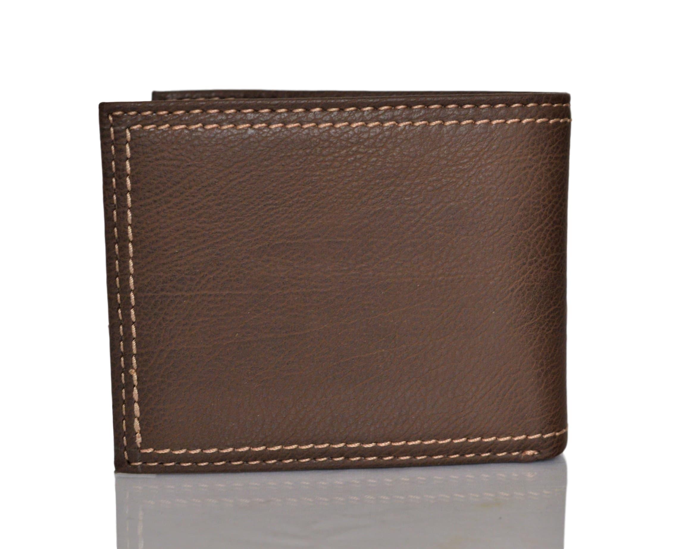 Levi-039-s-X-Capacity-Slim-Men-039-s-Bifold-Leather-Wallet thumbnail 11