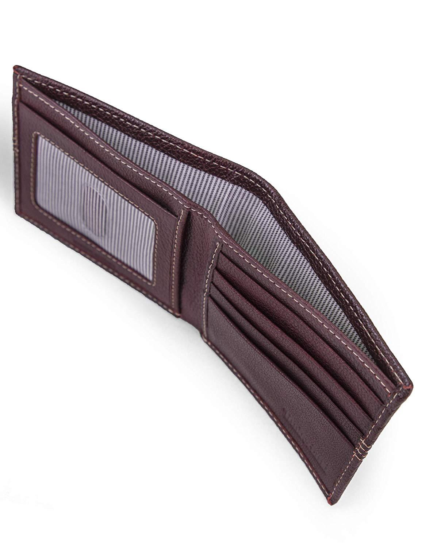 Timberland-Men-039-s-Genuine-Leather-Sportz-Quad-Bifold-Wallet thumbnail 17