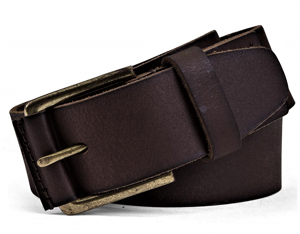 Timberland-Men-039-s-Casual-Distressed-Genuine-Leather-Belt thumbnail 12