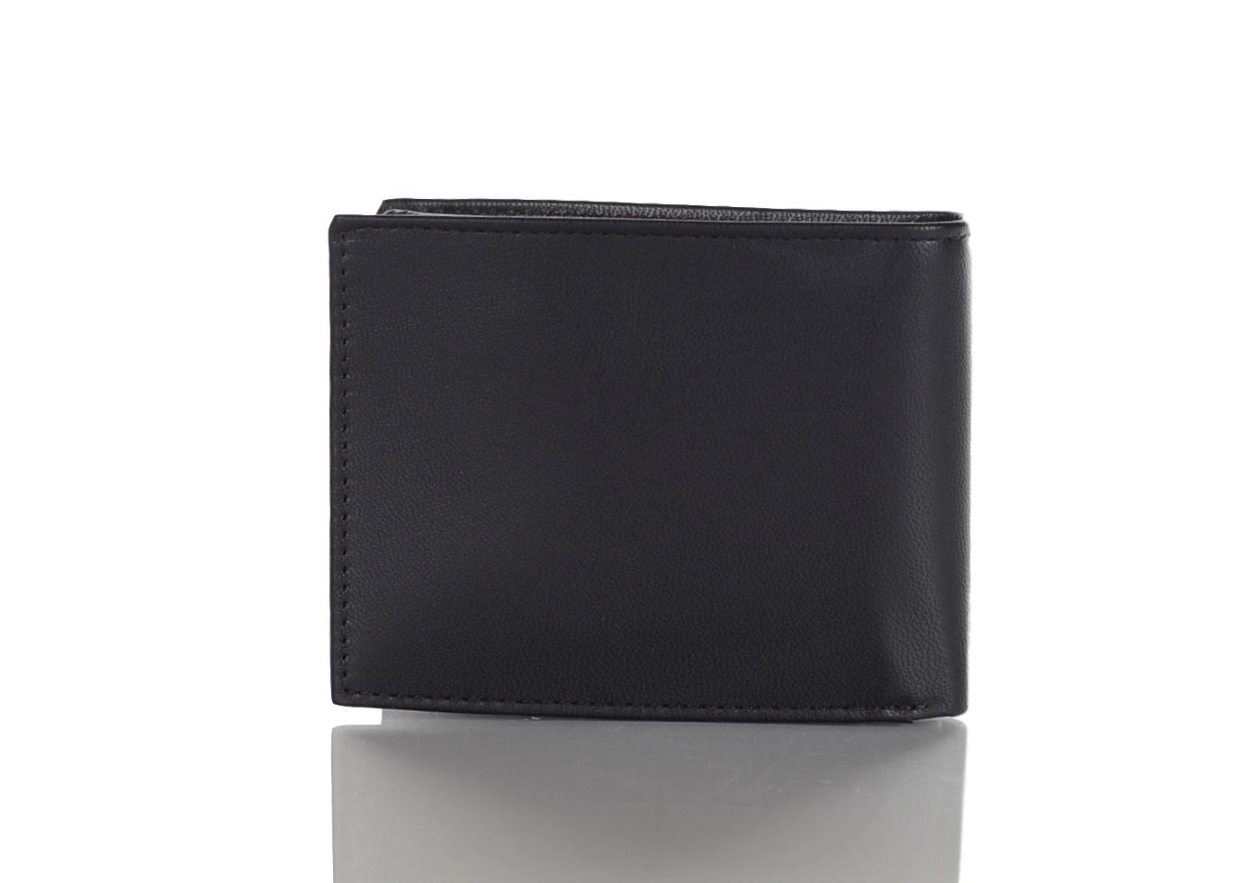 Steve-Madden-Mens-Smooth-Grain-Leather-RFID-Blocking-Passcase-Wallet thumbnail 18