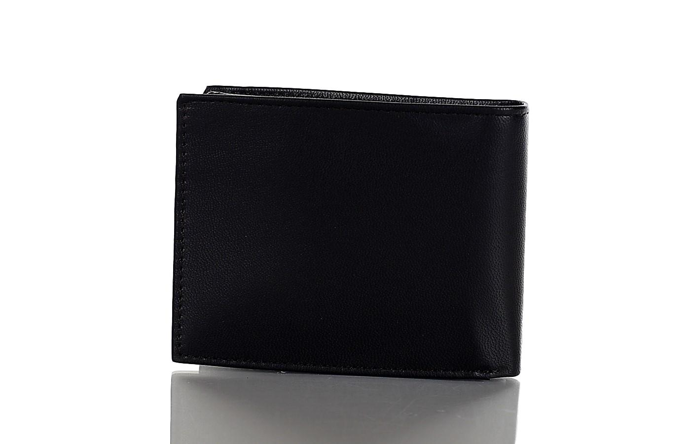 Steve-Madden-Mens-Smooth-Grain-Leather-RFID-Blocking-Passcase-Wallet thumbnail 11
