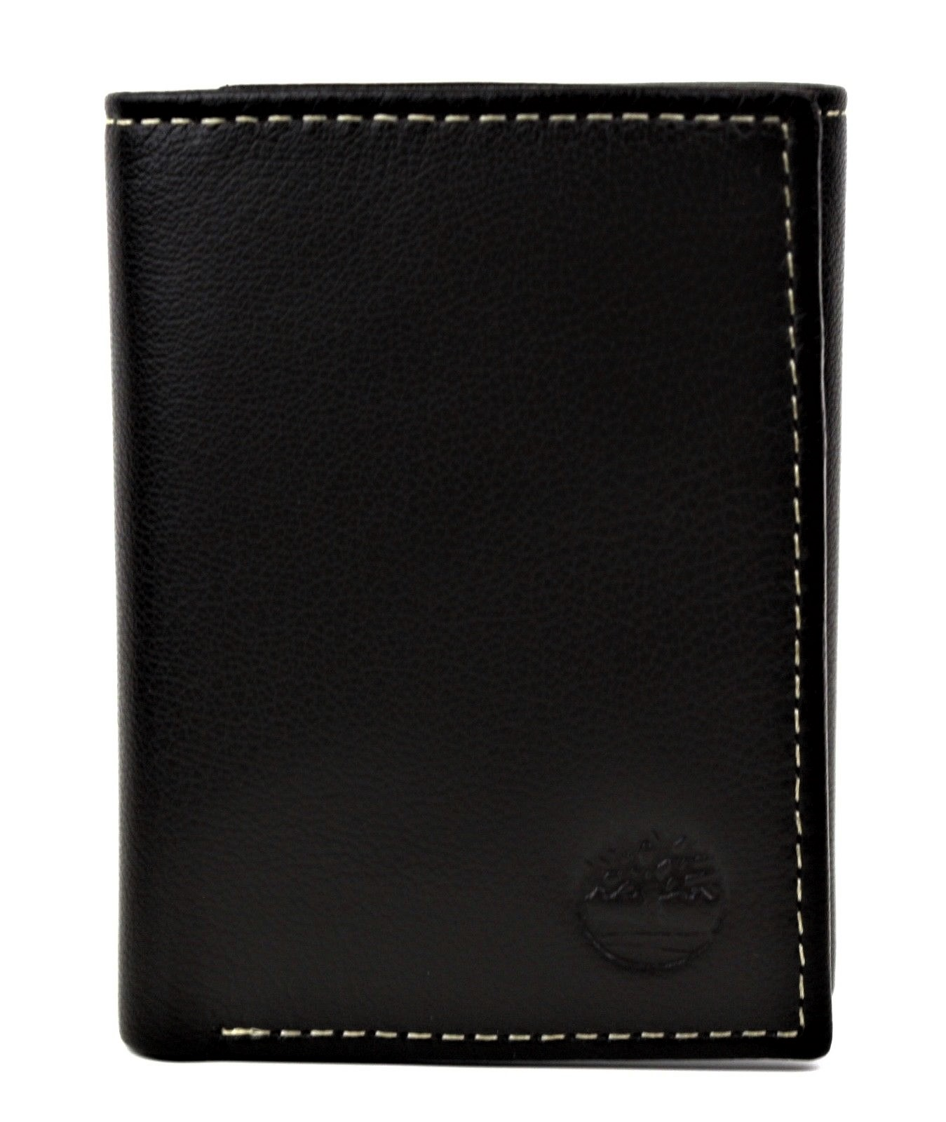 Timberland-Men-039-s-Cloudy-Trifold-Leather-Wallet thumbnail 6