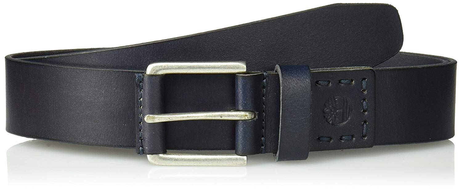 Timberland-Men-039-s-Casual-Distressed-Genuine-Leather-Belt thumbnail 17