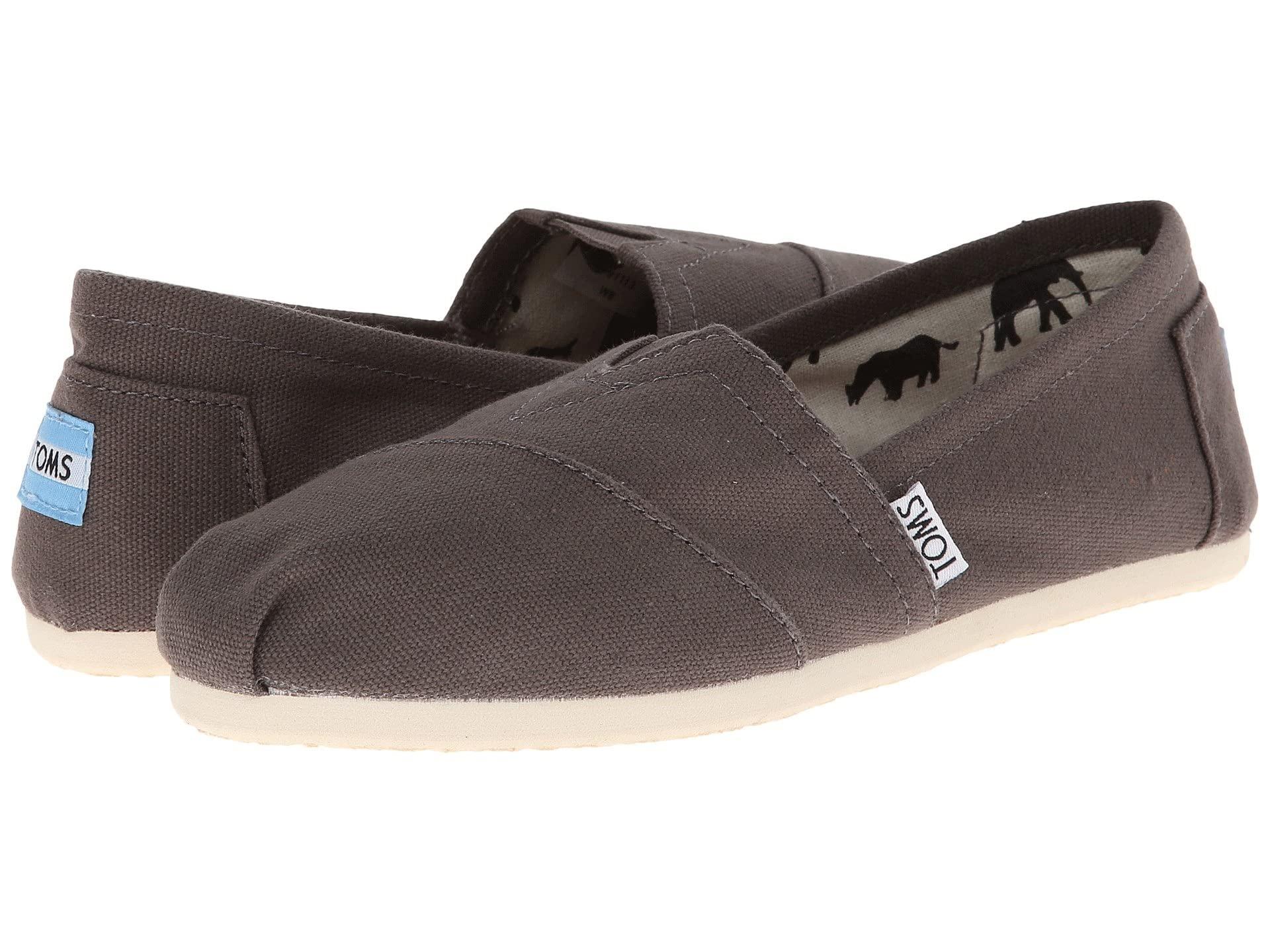 thumbnail 17 - TOMS Women's Classic Alpargata Slip On Shoes